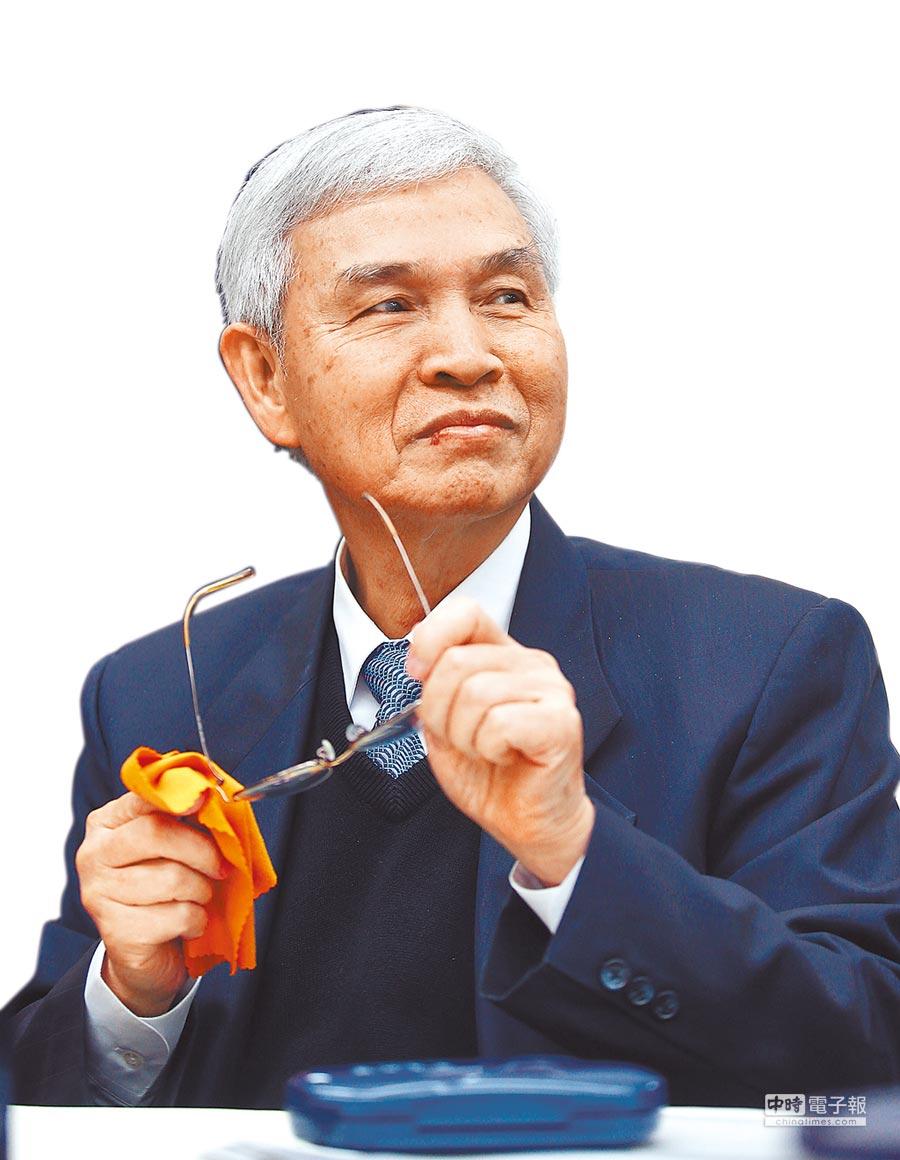 中央銀行總裁楊金龍。(陳信翰攝)