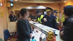 影》社會案件頻傳 台南警啟動專案勤務臨檢聲色場所