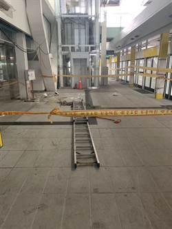 新北捷運環狀線傳工安意外 工人墜4公尺高命危