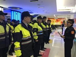 宣示執法決心 竹市警局夜間大掃蕩
