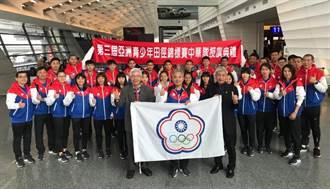 亞洲青少年田徑賽 中華小將深圳集訓備戰