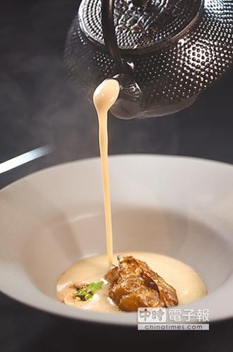 名店新菜單-以趣味激盪味蕾 IMPROMPTU新版 Tasting Menu上桌