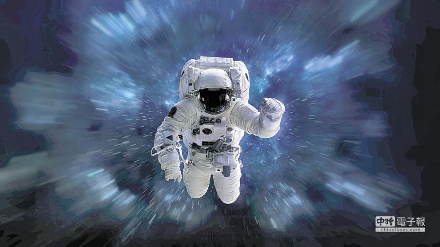 今年2月,美國國防部向國會提交成立太空軍的立法建議。(設計畫面)