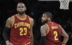 NBA》美媒:詹姆斯變了 不再是好領袖