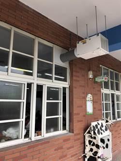 防空汙 成大教授研究:教室裝空氣清淨機易注意力不集中
