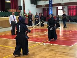 劍道推廣10年人數成長有限  雲林縣首次舉辦劍道比賽