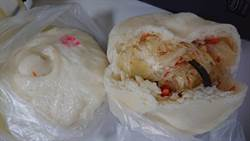 黃記包子店經典菜包 清晨與下午都能吃到的好點心
