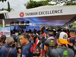 台灣精品前進杜特蒂故鄉Davao國際馬拉松