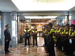 支持政府政策打擊不法 南投縣警局連日強勢擴大臨檢