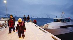 挪威打造漂浮隧道