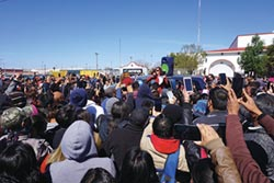 墨西哥邊境罷工潮