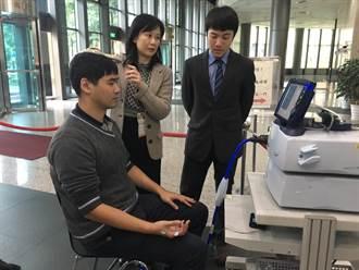 高速顱外磁波刺激治療 中風患者新曙光