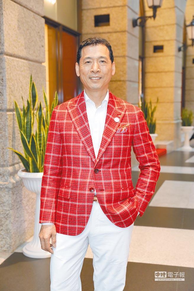 格蘭西服 師傅陳和平