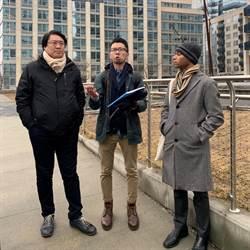 林右昌談基隆市港再生計畫 自認不輸紐約