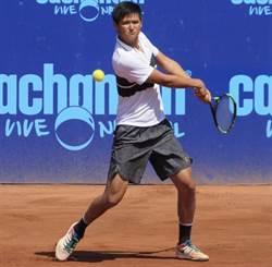 台灣網球小將聖地牙哥獲亞軍 世界排名狂升55名
