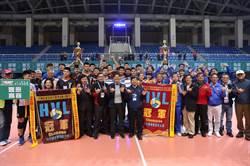 全國高中排球聯賽  東山女排奪3連霸