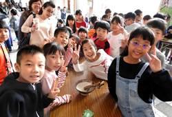 惠文國小 課程飄客家風