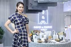 女星Melody愛逛美妝選品店 滿足女人購物慾