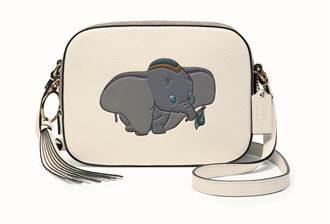 Disney X Coach聯名系列主角換人! 小飛象、小鹿斑比登場