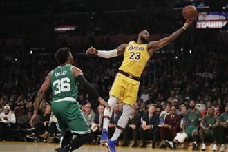 NBA》范岡迪:湖人應該賣掉詹姆斯