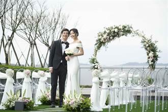 戶外婚宴一站式服務!免出國讓天際線見證美好愛情