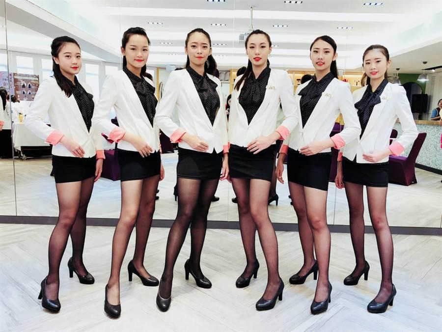 新北市樹人家商成立首間「時尚模特科」,將在108學年度招收一班、50人。(許哲瑗翻攝)