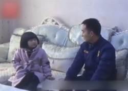 老师说的有在听  6岁女童遇火警自救救妹
