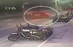 連闖五紅燈撞1死2傷 檢起訴批:宛如恐攻