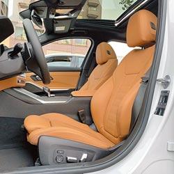BMW 330i M Sport 操控更自由
