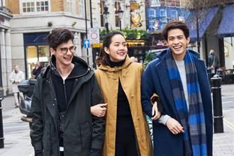泰國超模素顏演出 「泰式英文」大鬧倫敦