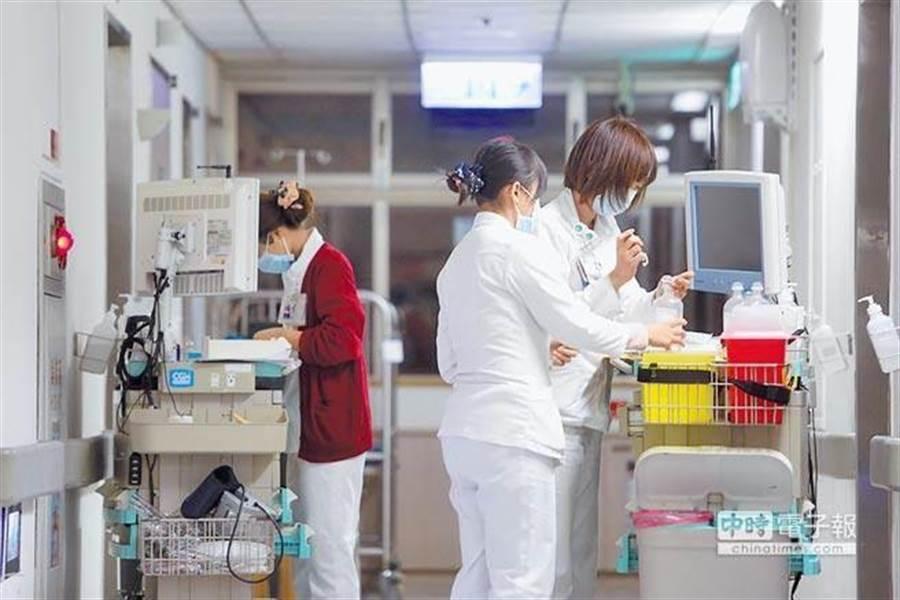 診所徵25K「高薪護理師」,被網友酸去搖飲料還比較有尊嚴。(示意圖/資料照)