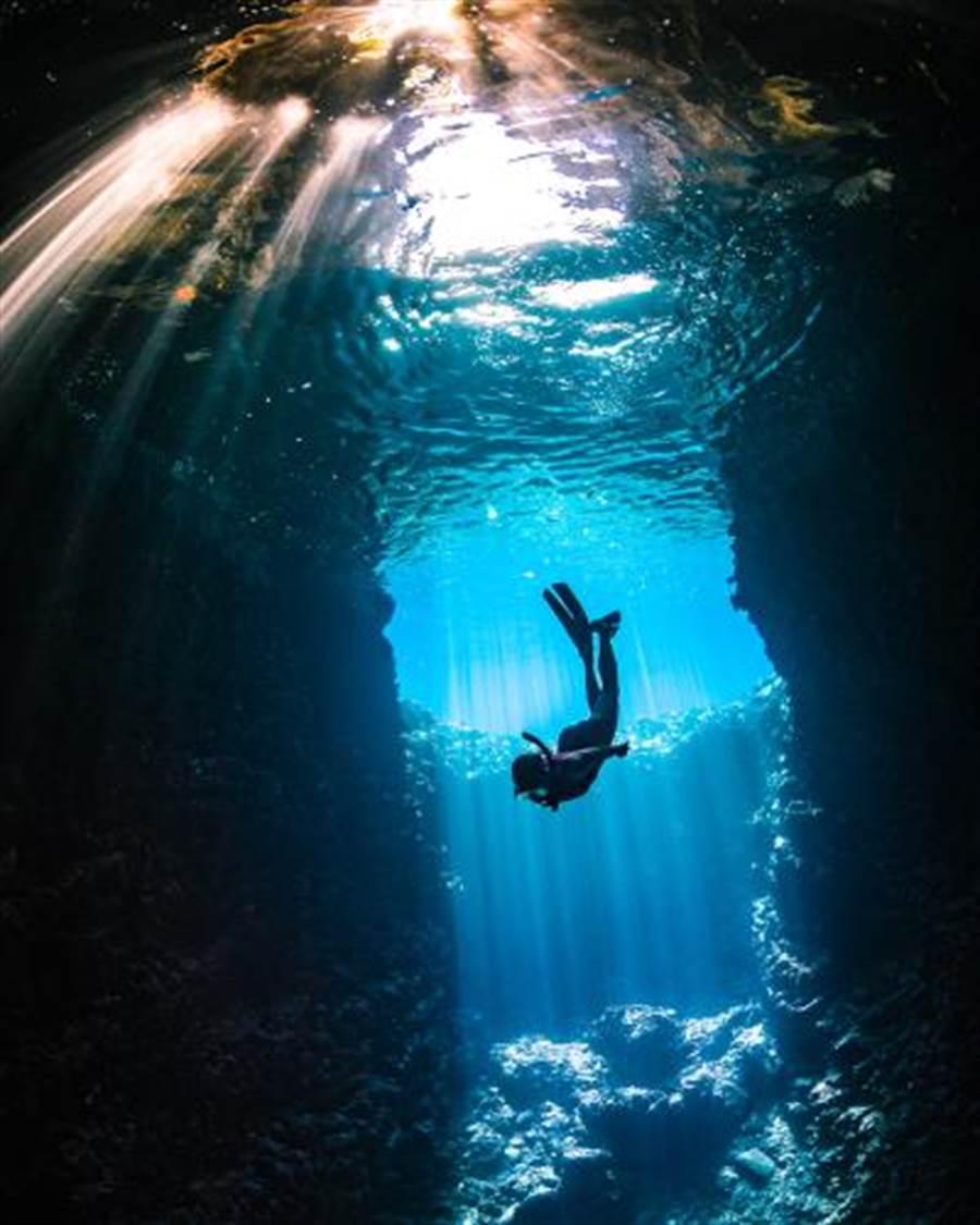 你敢跳嗎? 世界最深泳池 如萬丈深淵(示意圖/達志影像)