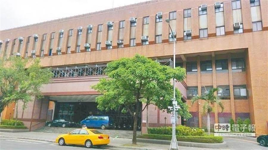 台北地方法院。(翻攝自Google Map)