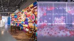 打卡送專櫃贈品!品牌打造超美展覽成朝聖熱點