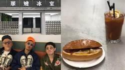 余文樂愛店插旗台北!華嫂冰室菠蘿包最道地