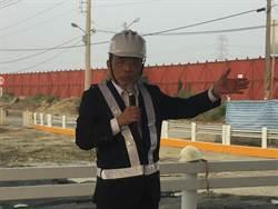 臺南都會區北外環道路第2、4期納入百億專案計畫工程全面啟動