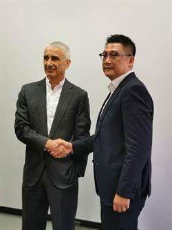 谷月涵加盟寬量國際 力助台灣中小企