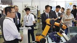 AUBO遨博協作機器人 工具機展焦點