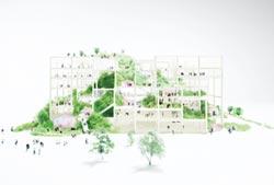 日本建築師 平田晃久 首次在台辦個展