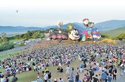 熱氣球嘉年華 45天不縮水