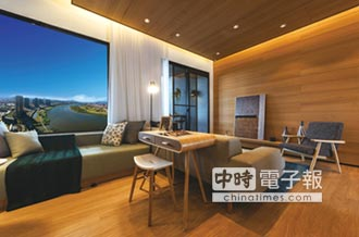 中和水岸強大產品力 灣岸Villa連四周銷售破億