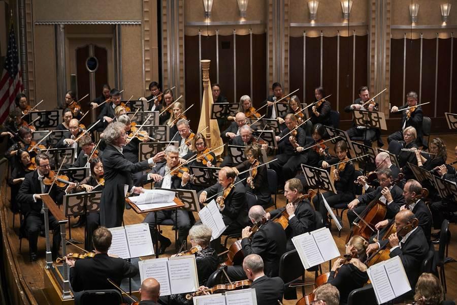 克里夫蘭管弦樂團音樂總監魏瑟莫斯特首度率團訪台。(牛耳提供)