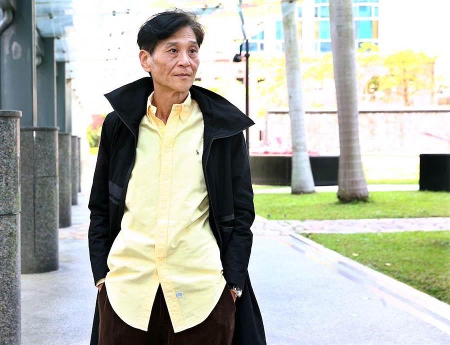 喜翔離開20年又回到演藝圈,演出許多令人難忘的角色。(粘耿豪攝)