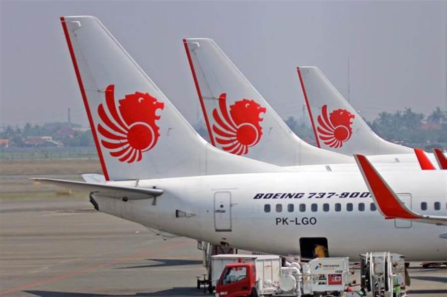 印尼獅航聲稱要取消波音737 MAX訂單,總值220億美元。(圖/印尼獅航)