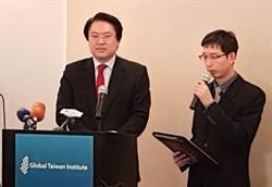 保障台灣安全  林右昌:應盡速展開台美貿易協定