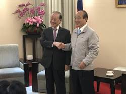 副手可能是2020選項?王金平:我參選中華民國總統到底