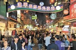逢甲夜市人潮創新低 攤商盼韓國瑜來逛讓錢進來