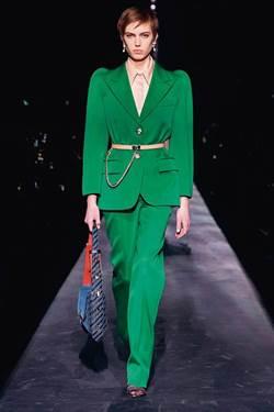 Givenchy 女人武裝優雅