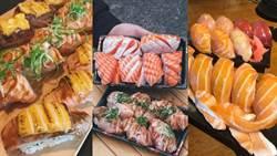 美食界觀光景點!3家份量豪邁握壽司