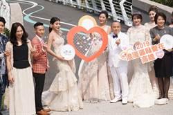 影》李佳芬宣传爱情产业链 爆韩拍婚纱睡着